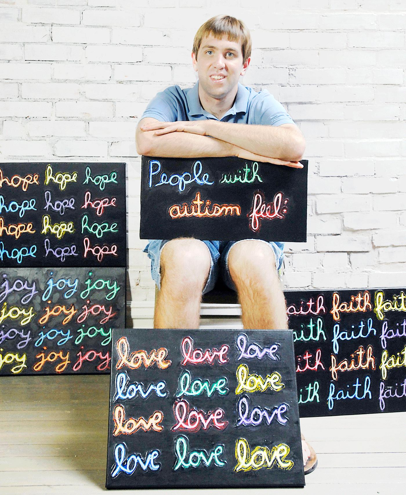 Autism is love